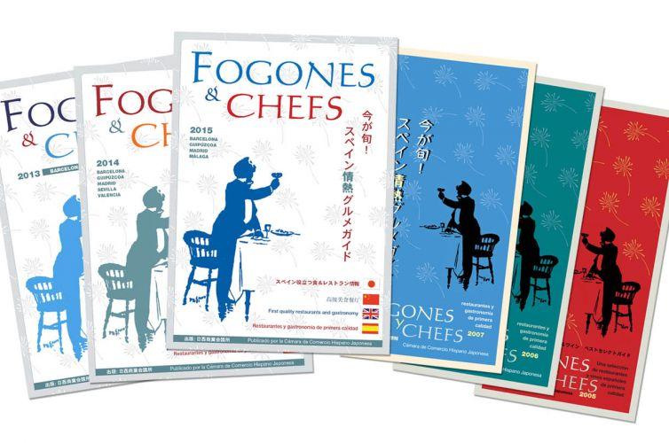 FOGONES & CHEFS
